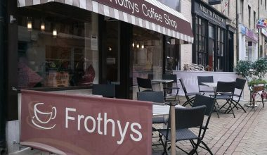 Frothys Coffee Shop Stamford
