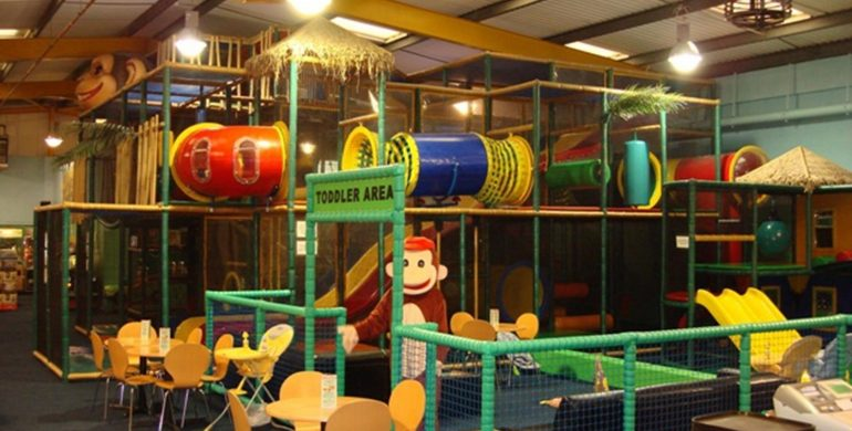 Cheeky Chimps Playzone
