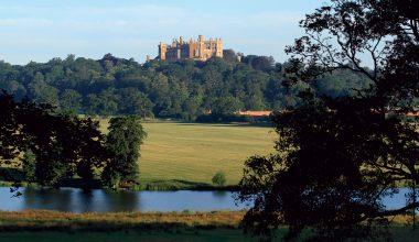 Belvoir Castle House & Gardens